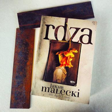 """Jakub Małecki """"Rdza""""- książka, którą każdy powinien przeczytać"""