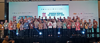 Kemenkominfo Terpesona Smart City Indramayu