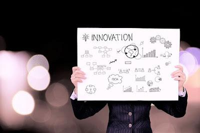 melakukan inovasi dalam bisnis