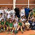 Los cacereños CB Al-Qazeres y ADC Basket, vencedores del XII Trofeo Diputaciones de Cáceres y Badajoz celebrado en Miajadas