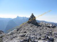 Cima del Cueto del Trave Central, en Picos de Europa