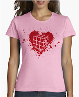 Camisetas Cubo de Rubik