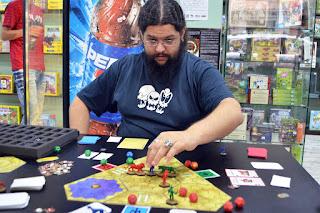 La Comarca De Los Juegos 2016 Escenarys