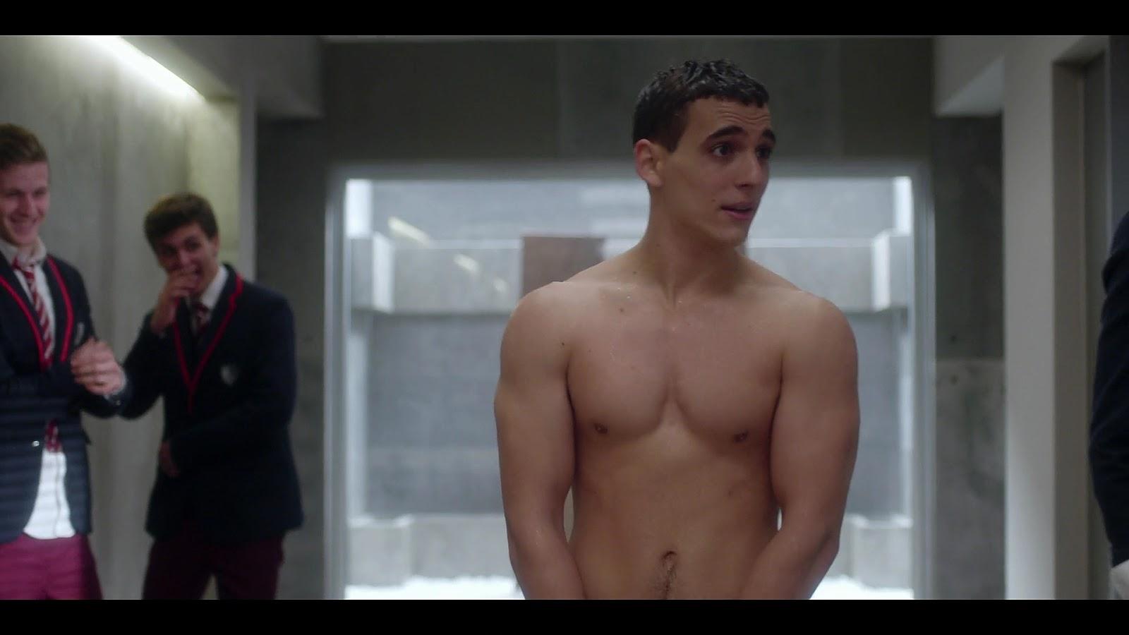Casperfan Miguel Herrn Sexy Naked Bum In Elite S01E01-8117