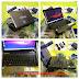 LAPTOP TOSHIBA L645 CORE I3-m370 RAM 2GB HARDISK 320GB