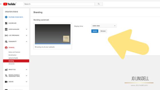 """如何添加一个Logo到你的YouTube视频""""border="""