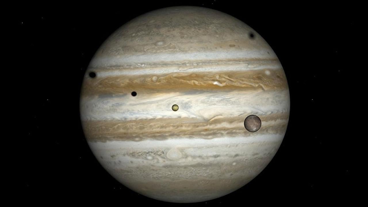 Científicos encuentran dos nuevas lunas en Júpiter