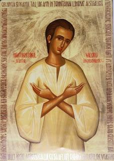 Ο Άγιος των κομμουνιστικών φυλακών ~ Νεομάρτυρας Βαλέριος Γκαφένκου(+18 Φεβρουαρίου 1952)