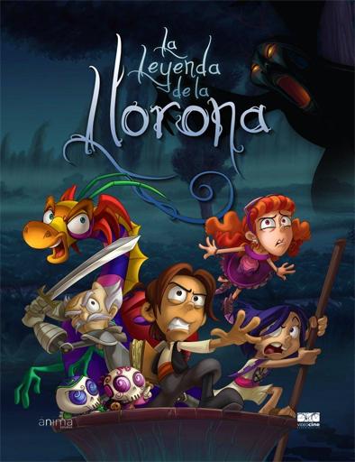 Ver La Leyenda De La Llorona (2011) Online