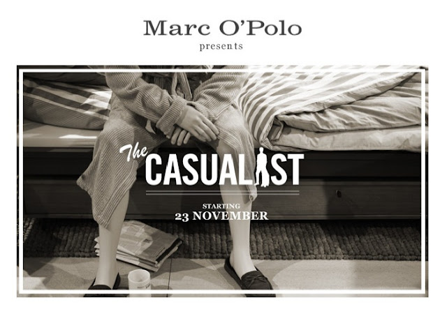 Marc O'Polo serie The Casualist, Marketing, Fashion, Lifestyle, Brand