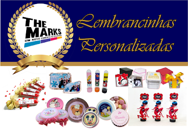 Kits de Lembrancinhas Personalizadas para Festas e Eventos
