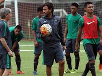Luis Milla panggil 24 pemain untuk menjalani TC terakhir di Bali