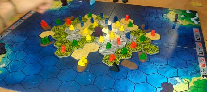 The Island partida