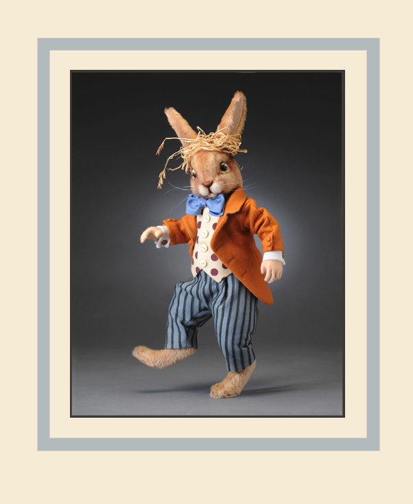 March Hare Alice In Wonderland: Flutterbye Theater Company: March Hare Costume For Alice