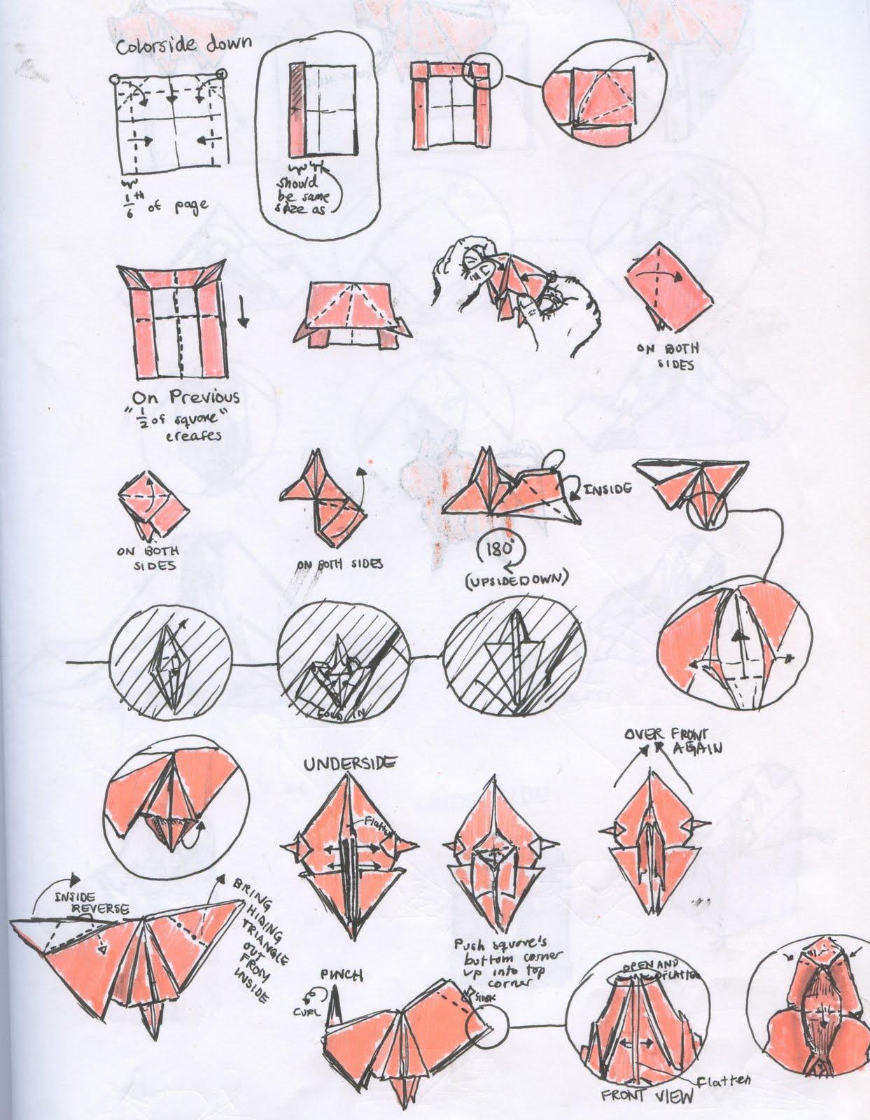 Inkorrigible: Origami - photo#24