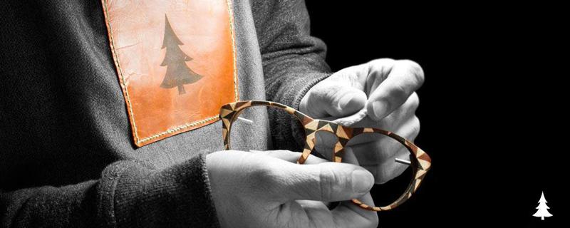 30 artistas crean su obra en unas gafas Laveta