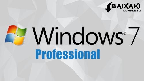 Windows 7 Professional 64-Bit Português-BR Torrent