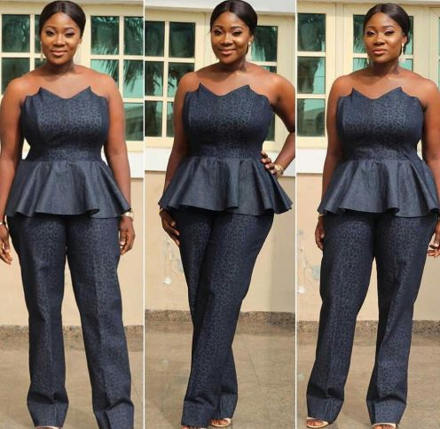 Mercy Johnson Slayed it in this New Outfit, As She Steps Out for an Event