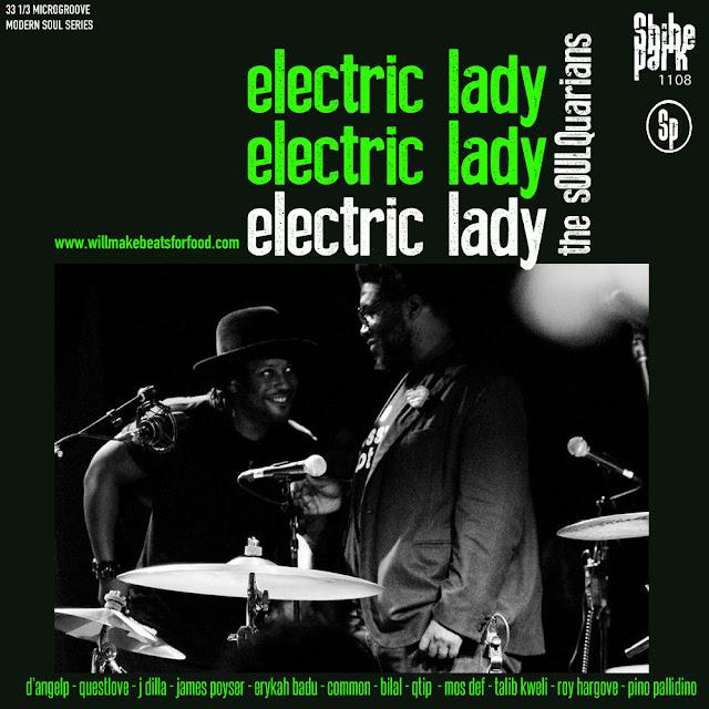 Electric Lady Mixtape