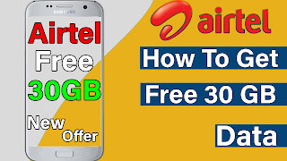 Airtel Free Unlimited Internet New Trick | How To Use Free