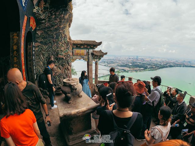 龙门景区 Dragon Gate - Xishan Scenic Spot, Kunming Dianchi National Scenic Spot  昆明滇池国家级风景名胜区 西山景区