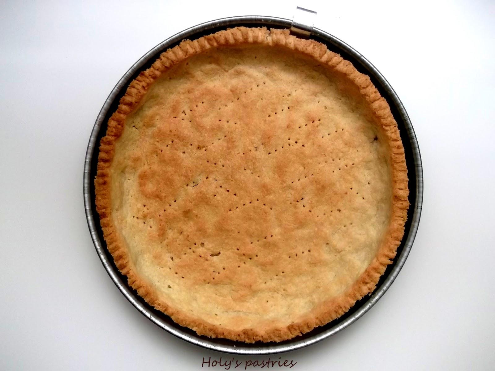Gourmandises au parfum de madagascar - Fond de tarte biscuit ...
