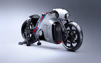 Wallpaper: Lotus C-01 2014 Motorcycles
