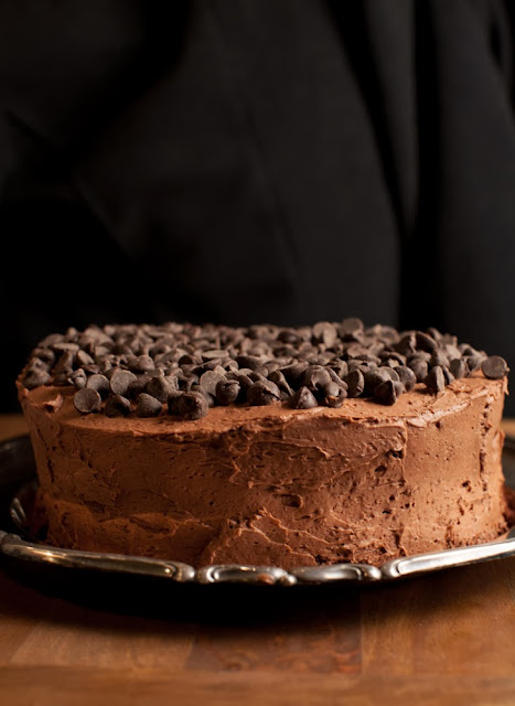 Old-Fashioned Chocolate Cake from America's Test Kitchen