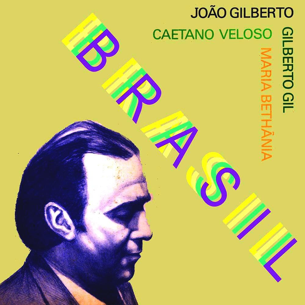 João Gilberto - Brasil (com Caetano Veloso, Gilberto Gil e Maria Bethânia) [1981]