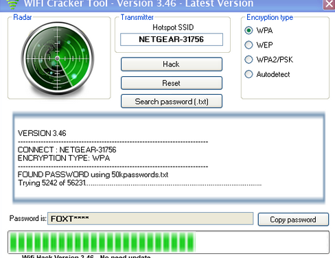Wifi Password Hacker free download full version with crack