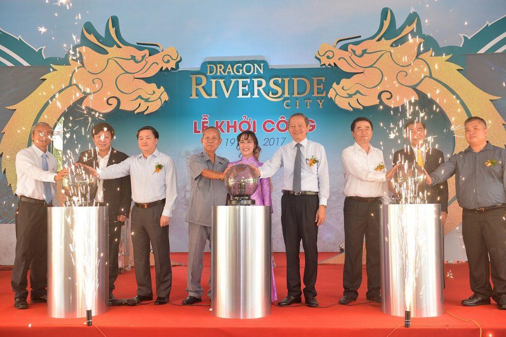 nguyen thị phuong thao tham du le khoi cong dragon riverside