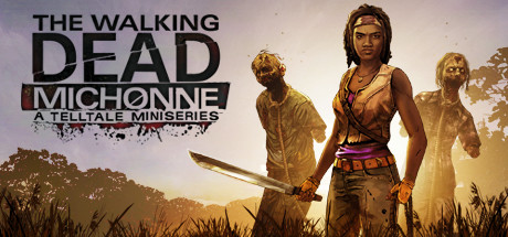 The Walking Dead Michonne Episode 1 - 3 PC Full Version