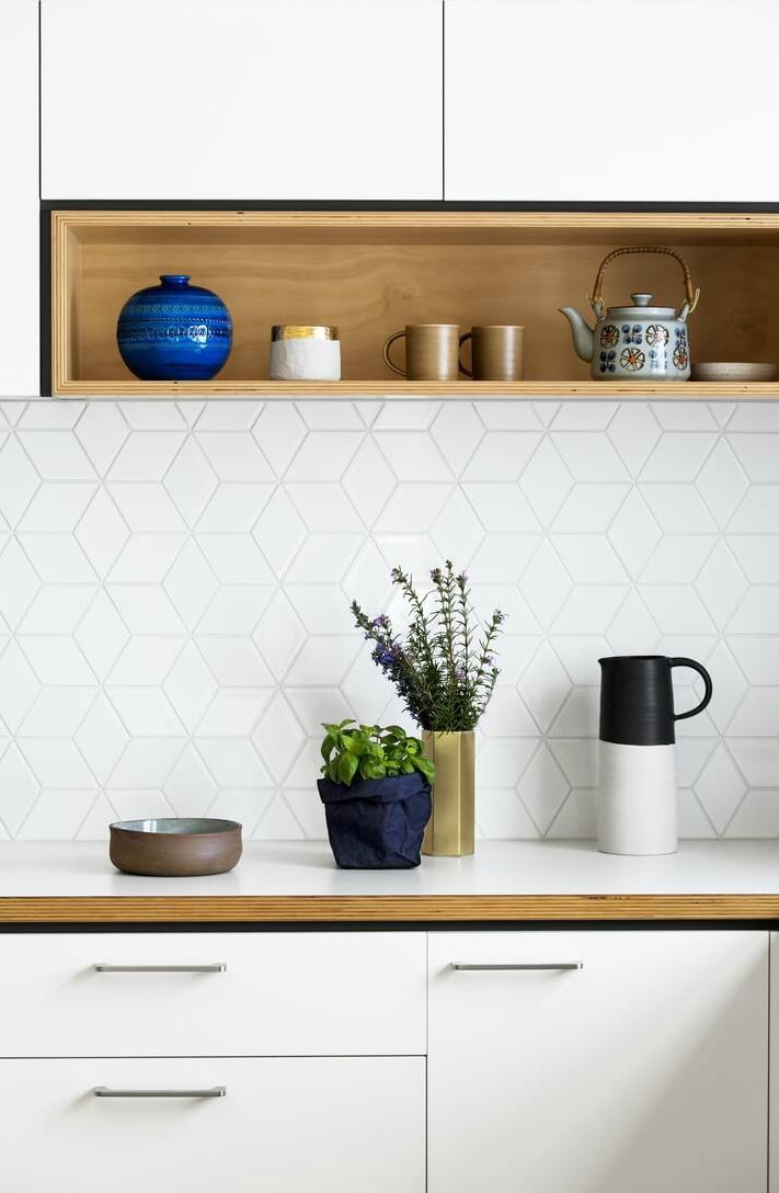 Azulejos modernos na cozinha design innova for Azulejos modernos