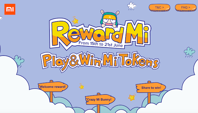 Xiaomi unveils reward program on Mi.com with various benefit offers for buyers