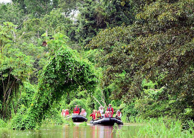 Amazonas Expeditionskreuzfahrten (C) Hapag-Lloyd Cruises