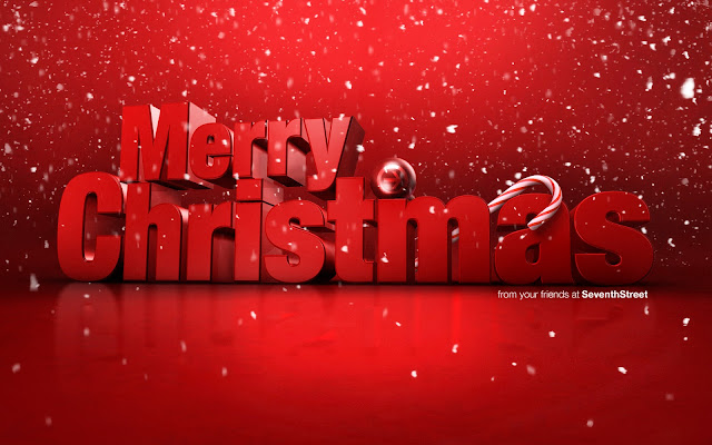 animated merry christmas 3d photos