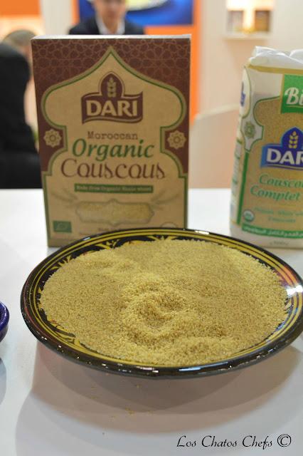 organic couscous DARI