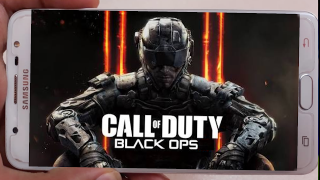 #Call OF Duty Black Ops LITE 100MB Offline Para Android
