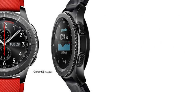Resistente al agua: así es el nuevo 'smartwatch' de Samsung