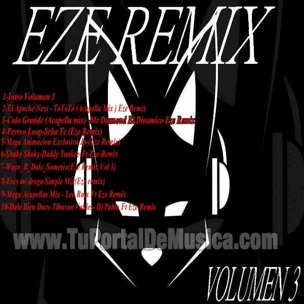 Eze Remix Volumen 3 (2016)
