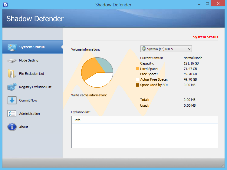 Shadow Defender 1.4.0