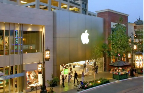 Apple Store Los Angeles The Grove