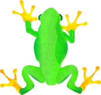 Frog owned by Magical Games