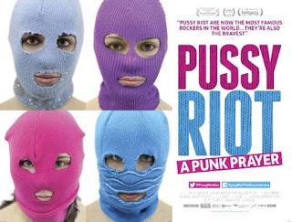 Crítica de Pussy Riot: Una plegaria punk