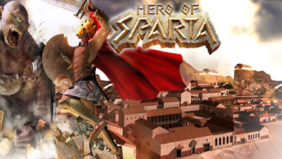 Download Game Android Gratis Hero of Sparta HD apk + data
