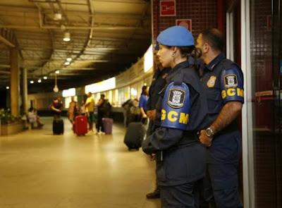 Feriadão conta com operação inédita da Guarda Municipal de Campo Grande (MS)