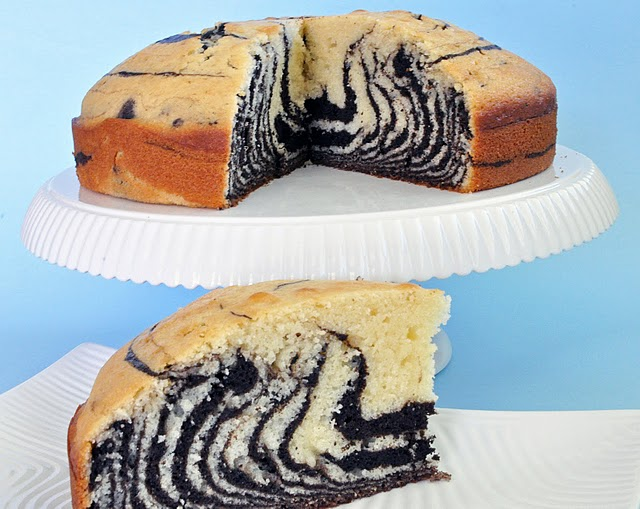 Zebra Cake Recipe Joy Of Baking: Cooking With K: 5 Healthy, Wealthy And Wise Finds #3