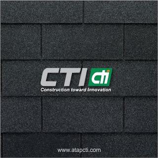 Atap Bitumen CTI
