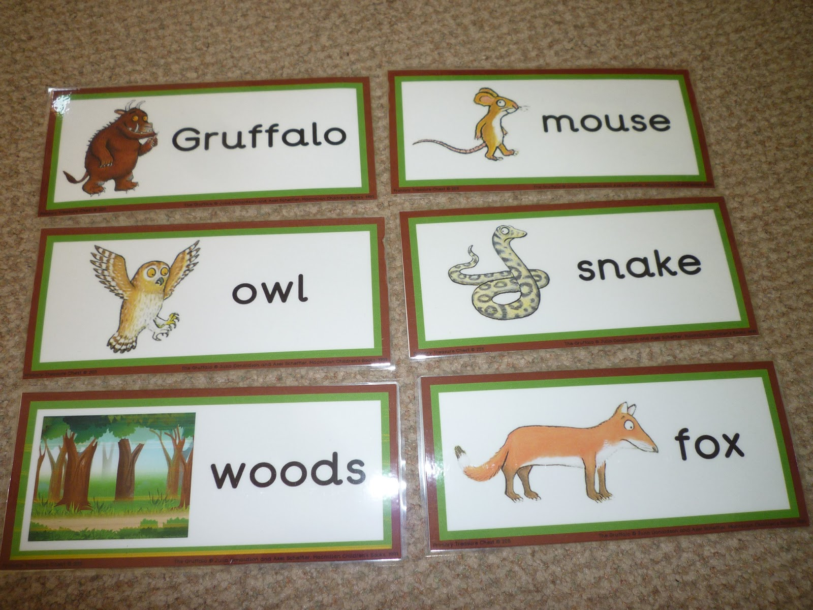 Sequencing Cards For Cake Ideas And Designs