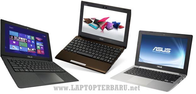 Daftar Harga Laptop ASUS terbaru dan termurah